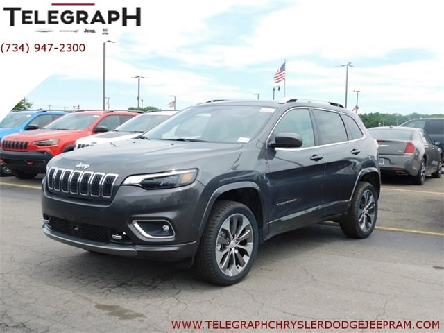 Jeep Cherokee Overland >> New 2019 Jeep Cherokee Overland Sport Utility In Taylor 9c057
