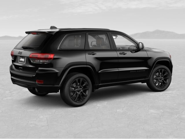 New 2018 Jeep Grand Cherokee Altitude Sport Utility In Taylor
