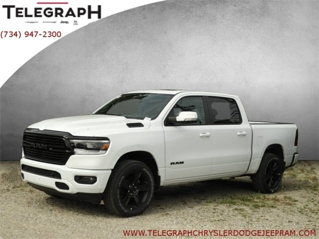 New 2020 Ram 1500 Big Horn Crew Cab In Taylor 20k008