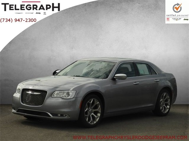 Certified Pre-Owned 2017 Chrysler 300 300C Platinum