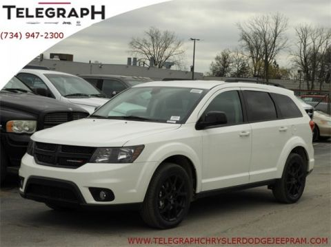 New 2019 DODGE Journey GT